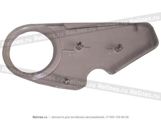 Small guard plate frt.seat right - A15-6800018BQ