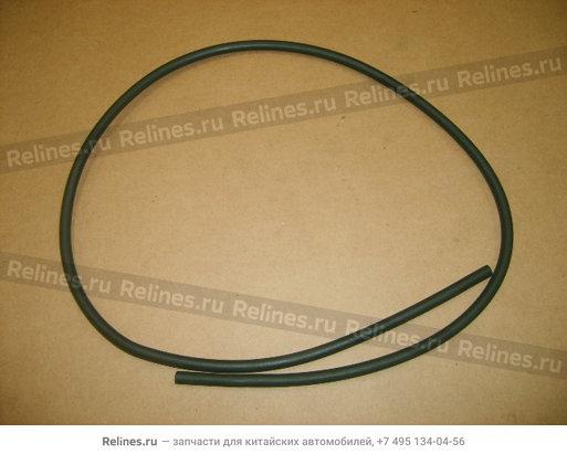 """Изображение продукта """"Air inlet hose-vacuum pump to solenoid V"""""""