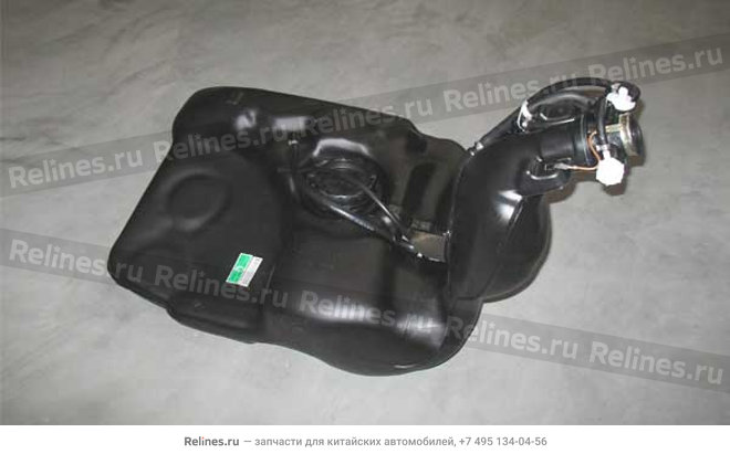 Бак топливный (бензобак) - A11-1101110CB