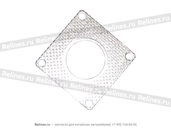 Прокладка трубы приемной - A11-1200011BA