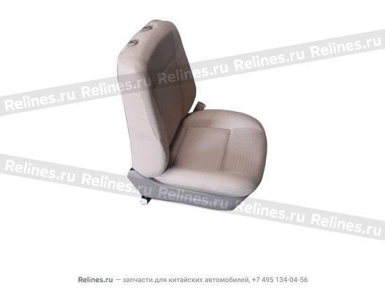 Seat assy - FR RH - A15-6800020BQ