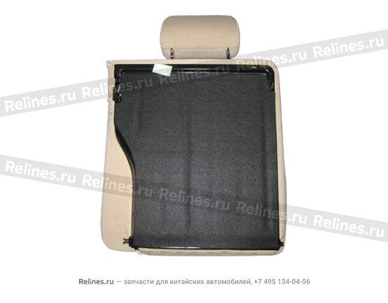 Backrest cushion assy-rr row LH - A15-7005010CB