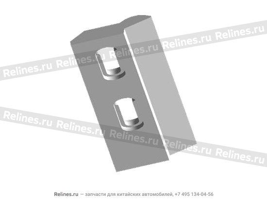 Пистон накладки порога - A11-6102013