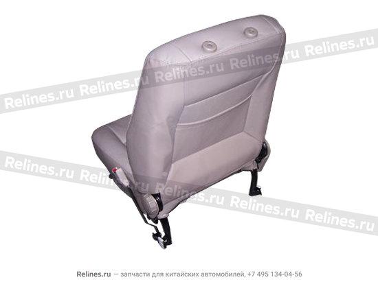 Seat assy - FR RH - A15-6800020BR