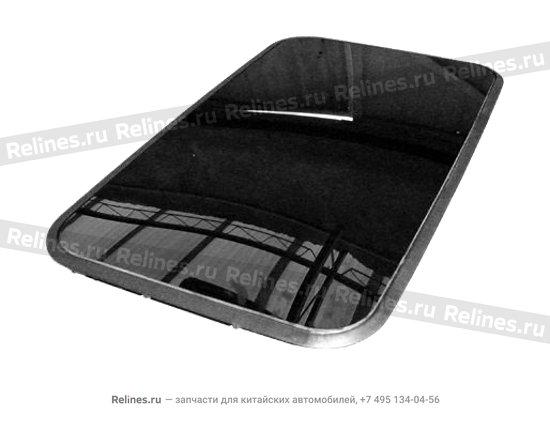 Frame assy - glass - A11-5703120