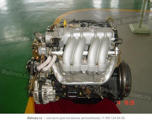 Engine assy(elec 4WD) - 1000100-E01-B5