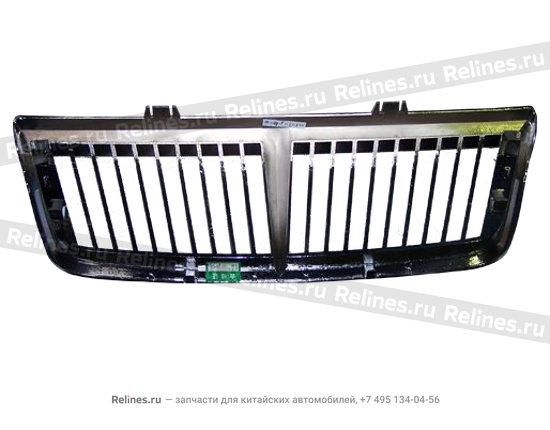 Решетка радиатора хромированная - A15-8401505
