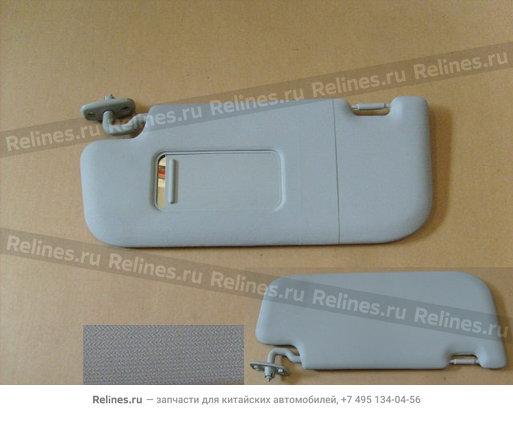 Козырек солнцезащитный левый (новый салон) - 8204100-K24-00CV