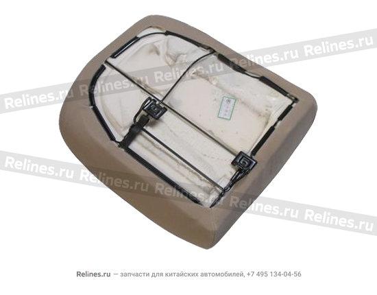 Seat cushion-rr row LH - A15-7003010CB