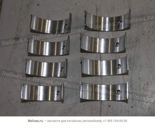Вкладыши шатунные (номинал) - 480EJ-BJ1004121