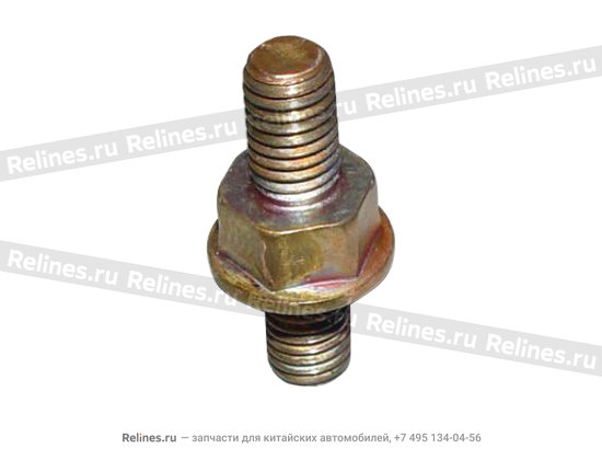 Bolt,lower heat insulator - 06507317aa