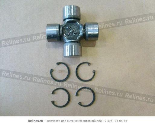 Крестовина карданного вала (d=29, L=76.6) - 2201116-D01