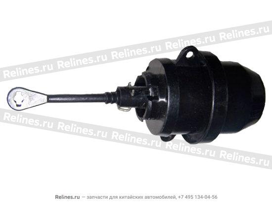 Клапан заслонки рециркуляции воздуха - A11-8107033
