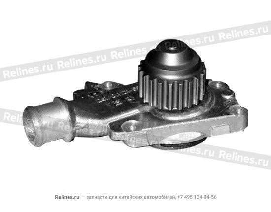 Pump assy - water - 480-1307010