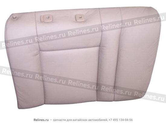 Backrest cushion assy - RR row RH - A15-7005020BR