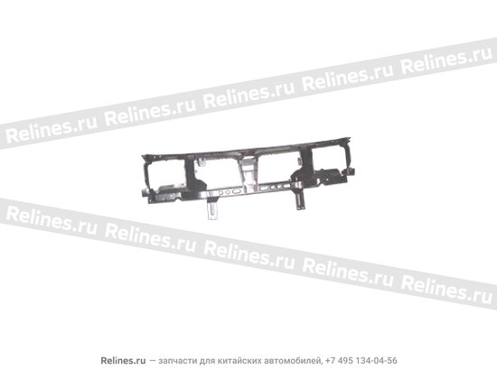 Панель кузова передняя (телевизор, очки)