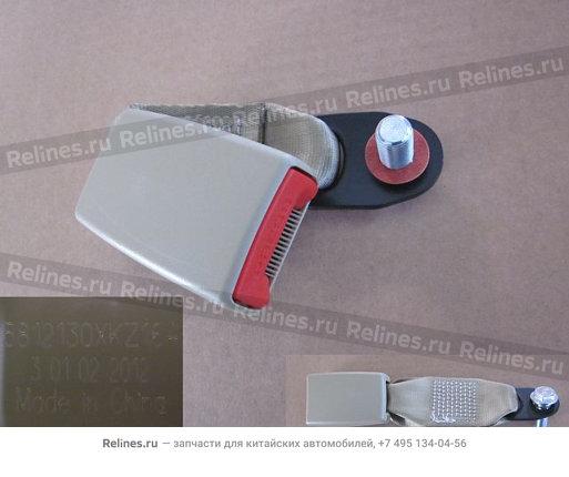 """Изображение продукта """"Buckle seat belt RR LH"""""""