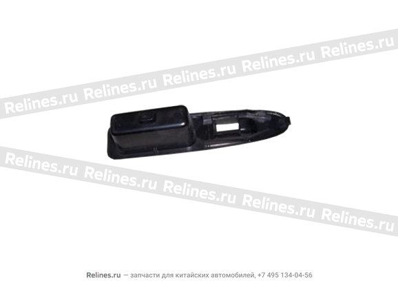 Cover assy - FR dr arm rest RH - A15-6102590CD