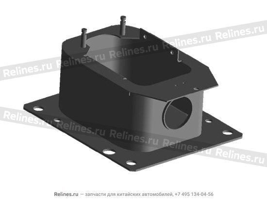 Кронштейн опорный механизма переключения передач КПП металлический