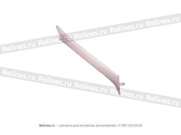 Trim board - a pillar RH - A15-5402020BD