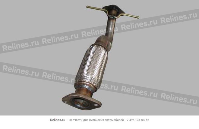 Глушитель труба приемная - A11-1203110JA