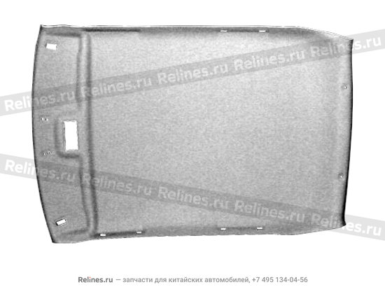 Panel roof - A11-5702010AD