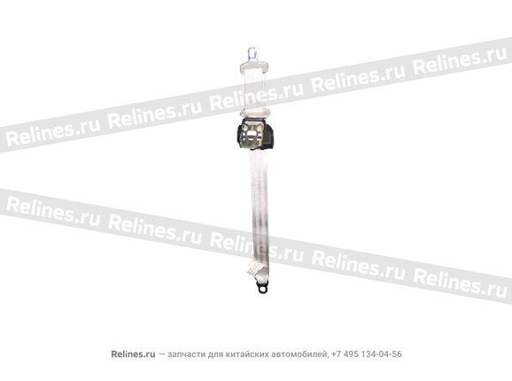 Belt a assy - front seat RH