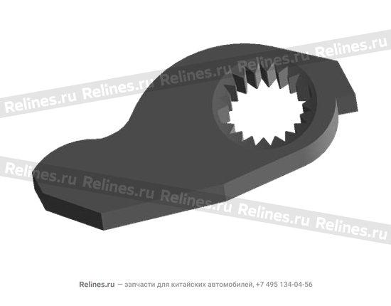 Вилка сцепления (дифф) - 015141709aa
