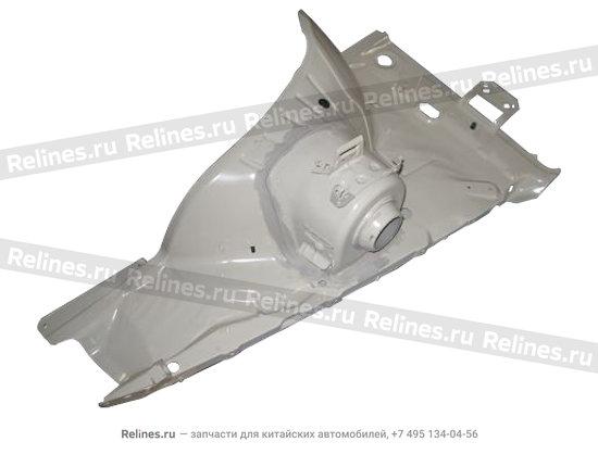 Panel - wheel apron LH - A15-8403300BN-DY