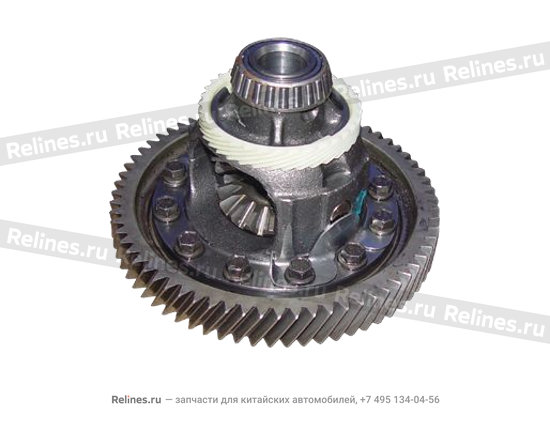 Driving&diff - A15-2303200NV