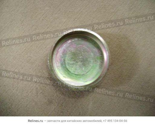 """Изображение продукта """"Bowl shape plug(¦µ20)"""""""