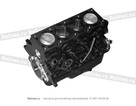 Блок цилиндров - 480-1002010CA-EA
