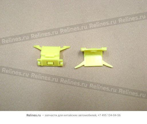 Пистон молдинга ветрового стекла (желтый) - 5206204-K00