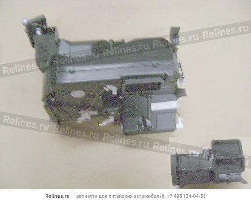 Радиатор отопителя (в сборе) - 8101000-K00-B1