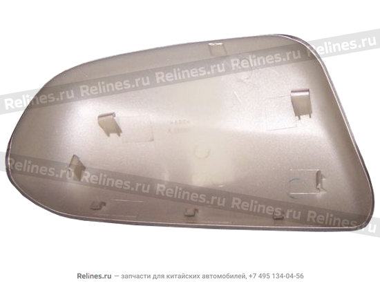 Left outer rear mirror cover