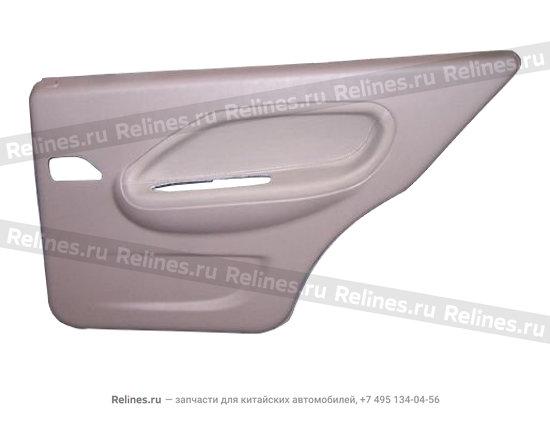 Panel - RR door RH INR - A15-6202440CE