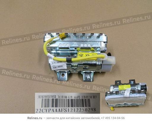 Подушка безопасности пассажира Hover H3 New - 5820200XK80XB
