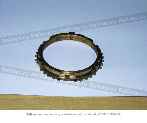 Кольцо синхронизатора 2-й передачи вторичного вала - 3170112901