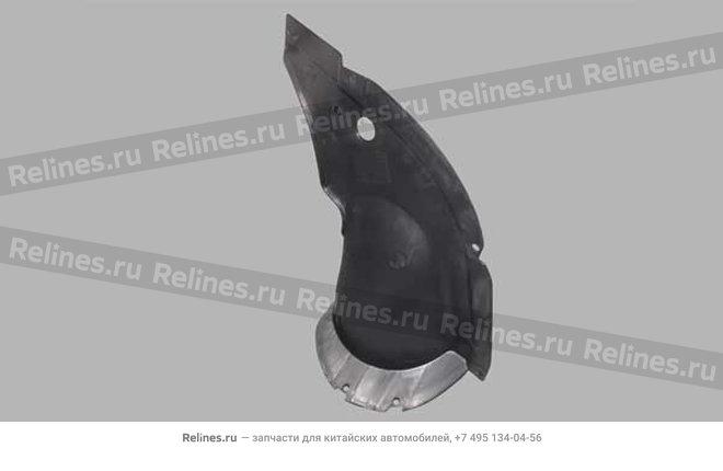 Подкрылок передний правый малый - A15-5300217