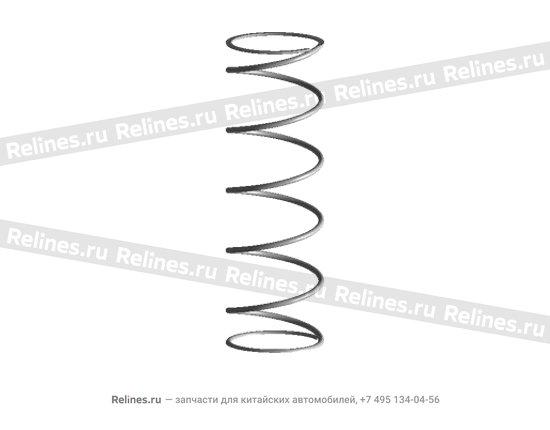Пружина механизма переключения переключения КПП - 015301259aa
