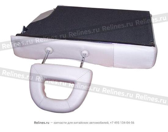 Backrest cushion assy - RR row RH - A15-7005020BV