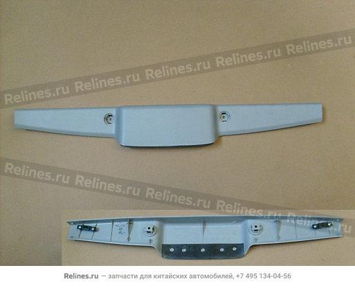 Накладка верхняя двери задка внутренняя (новый салон) - 6302300-K00-00CV