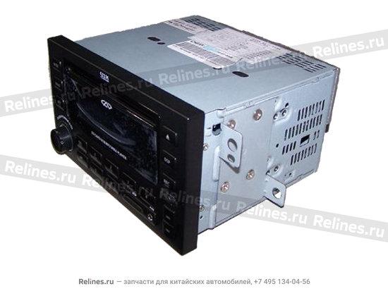 Memorable CD player