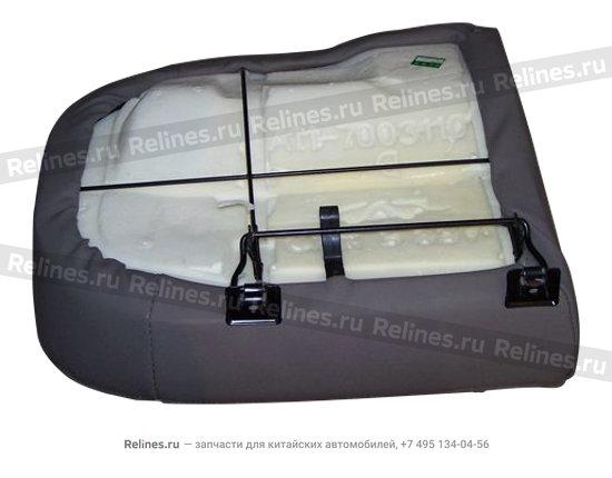 Seat cushion - RR row LH - A15-7003010BR