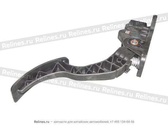Pedal,accel. - A15-1108010CM