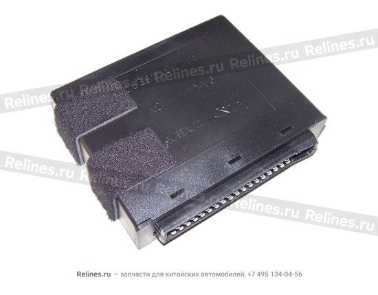 Control module - window regulator