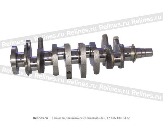 Crankshaft assy - 04777864ae