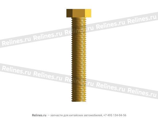 Bolt - fix turning column