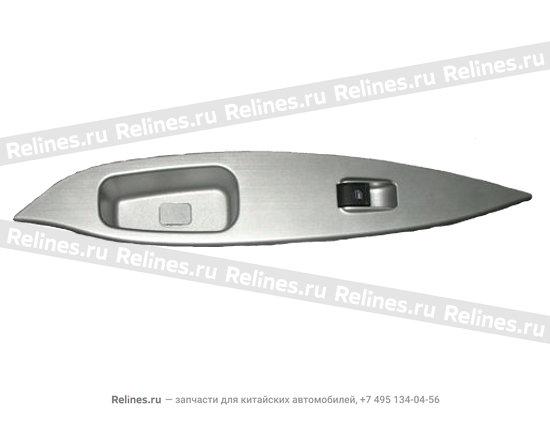 Window ragulator switch assy-rr door LH
