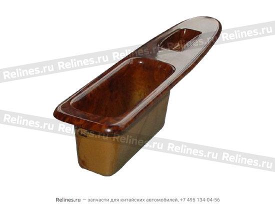 Body - arm rest (FR door RH) - A15-6102591BA